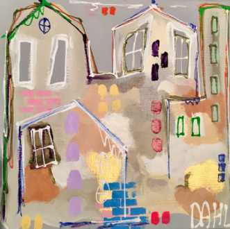 DaisyDahl | Spring Time II