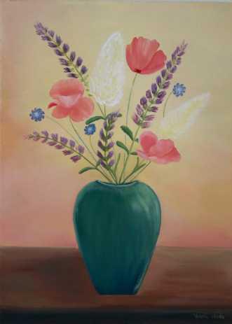 ValeriaKrynetskaya | A bouquet for papa