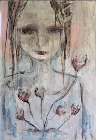 Jette Lili Hollesen | Flowers for the unb..