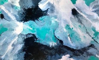 ArtbyKial | Deep Blue