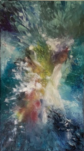 Mindfull by Zuzs Huber | maleri