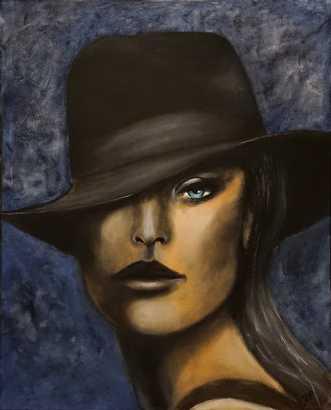 Maleri af DimoPoulsen