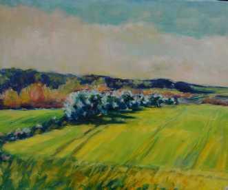 Maleri af Peter Witt