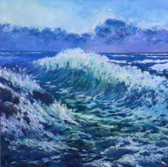 Bornholm by Peter Witt | maleri