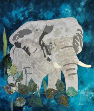 Min afrikanske elefant