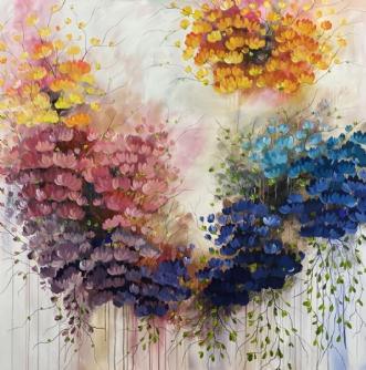 Funtastic by Eva Vig | maleri