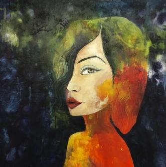 Colorful LadyafEva Vig