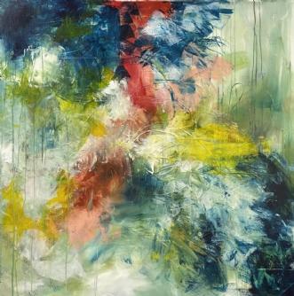 Crazy by Eva Vig | maleri