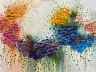 Magic by Eva Vig | maleri