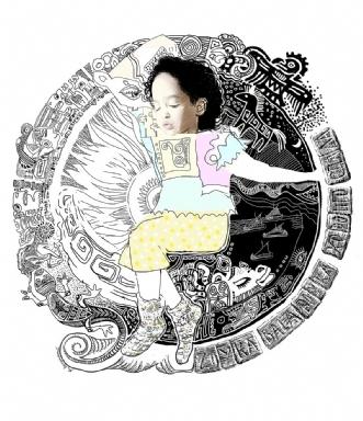 Zoe's Dreams by Misha Lapitskiy | tegning