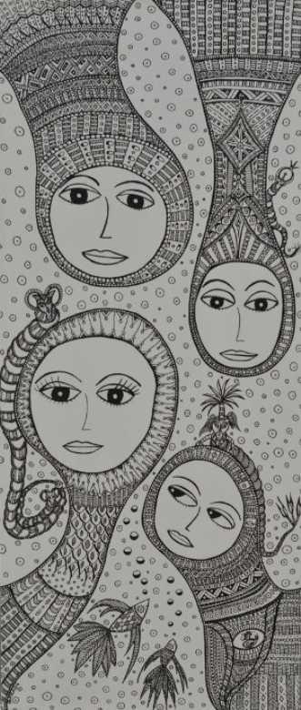 FantasiTastisk Fami.. by BAKAOS | maleri
