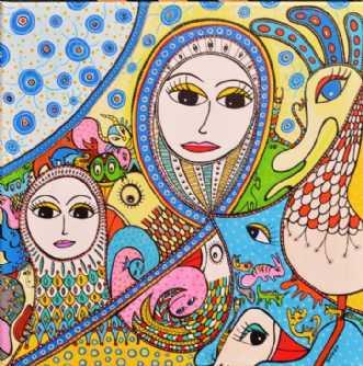 Fantasidyrenes Inva.. by BAKAOS | maleri