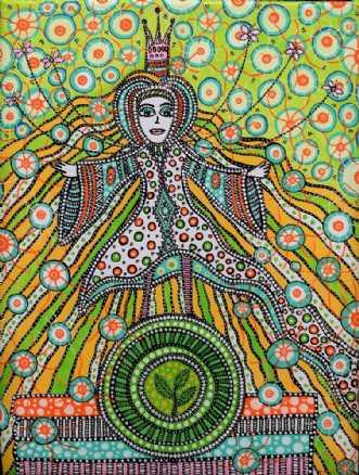 Prinsessen på ærten by BAKAOS | tegning