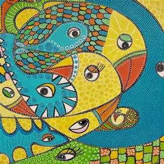 Plads til forskelli.. by BAKAOS | tegning