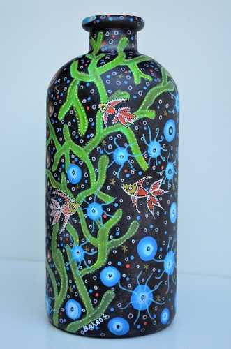 Vase: Hav by BAKAOS | diverse