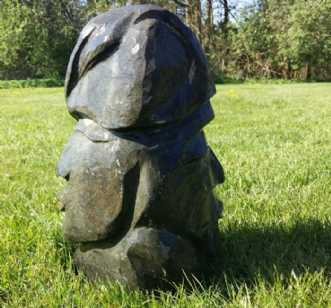 Stone 2 by Stephen James Back | skulptur
