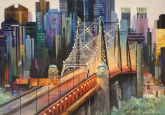 Manhattan afHolger Poulsen