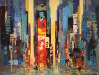Manhattan - Heavy trafficafHolger Poulsen