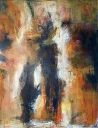 Maleri af AnetteRiisgaard