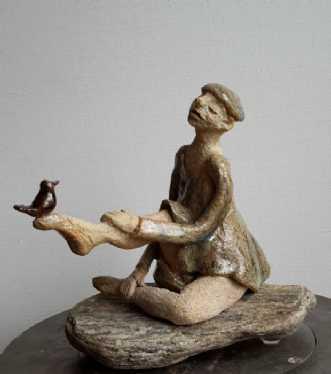 Patience by Grete Ryberg Høgh | keramik