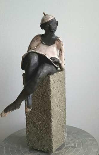 BalletclownafGrete Ryberg Høgh
