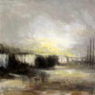 Moor by Grete Ryberg Høgh | maleri