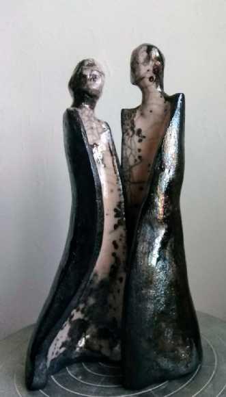 Soulmate by Grete Ryberg Høgh | skulptur