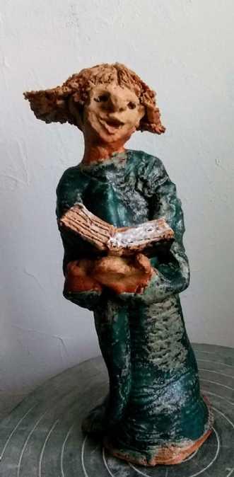 Storyteller by Grete Ryberg Høgh | keramik