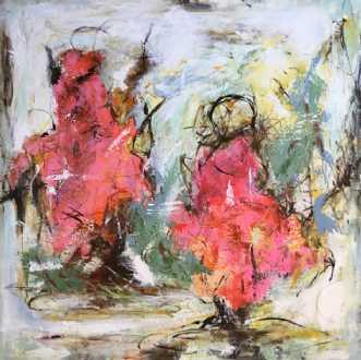 Kunst af Nina Hansen