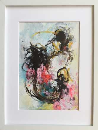 No name 19 by Nina Hansen | tegning