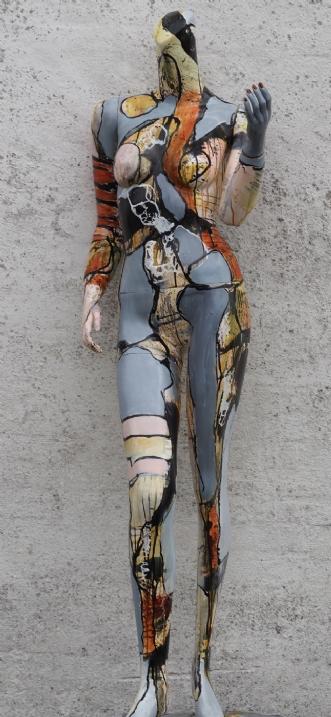 Mannequin by Nina Hansen | diverse