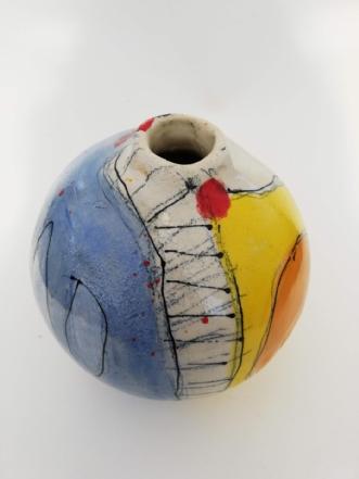 Stentøj 2 by Nina Hansen | keramik