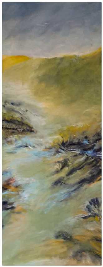 430 My Way by Helle L. Christensen | maleri