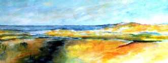 Maleri af Helle L. Christensen