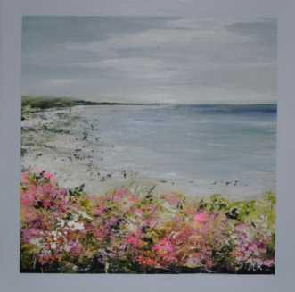 sommer nr1 by Merete Roy | maleri