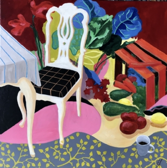 Mandag by Elsebeth Altschuler | maleri
