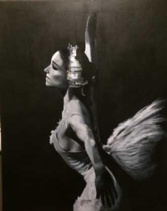 Maleri af KatrinePommer