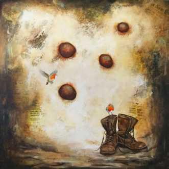 Kunst af Majbrit Skou