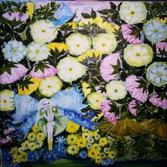 Secrets Behind The Roses afMalouca Metthe Agerbo Thomassen