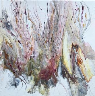 Fortryllet by Heidi Stampe | maleri