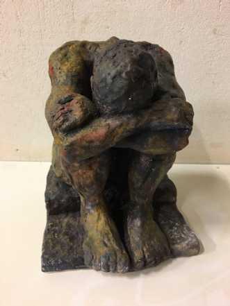 Inden i by Anna Johansen | keramik