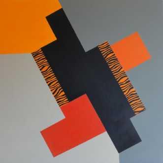 Dramatisk by Kirsten Fagerli | maleri