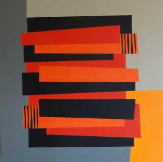 Episk by Kirsten Fagerli | maleri