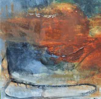 Psychosis 0673 by Ovidia Hansen | maleri
