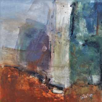 Psychosis 0666 by Ovidia Hansen | maleri
