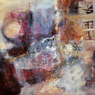 Psychosis 0675  by Ovidia Hansen | maleri