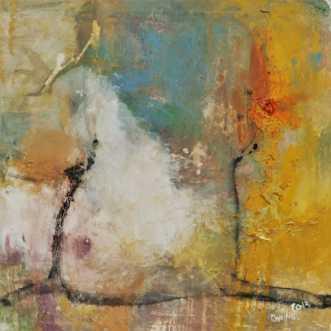 Psychosis 0672 by Ovidia Hansen | maleri
