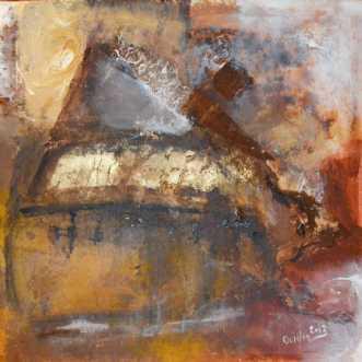 Psychosis 0674 by Ovidia Hansen | maleri