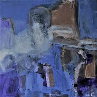 Psychosis 0681 by Ovidia Hansen | maleri