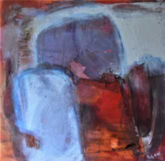 Psychosis 0683  by Ovidia Hansen | maleri
